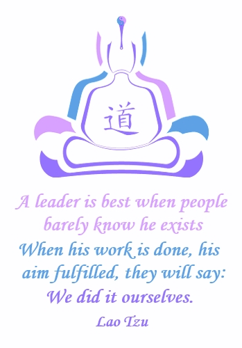 leader of groups lao tzu