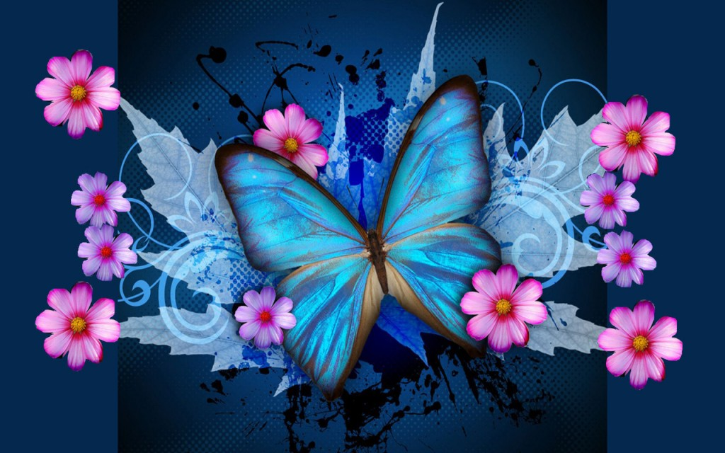 blue-butterfly-galaxy